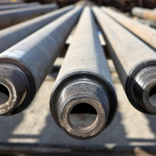 Drill Pipe and Drill Collars