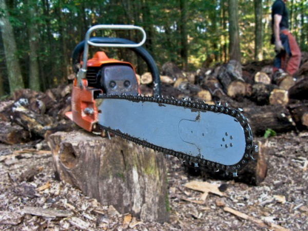 Circular and Chain Saws