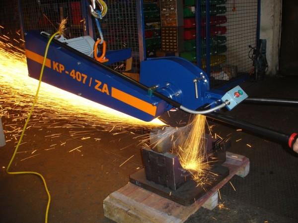 Radiac Abrasives Floor Stand Swing Frame Grinding