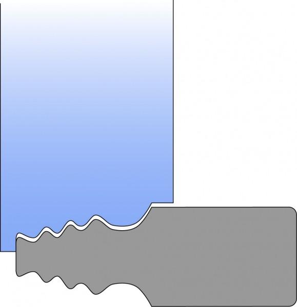 Turbine Rotor Vane