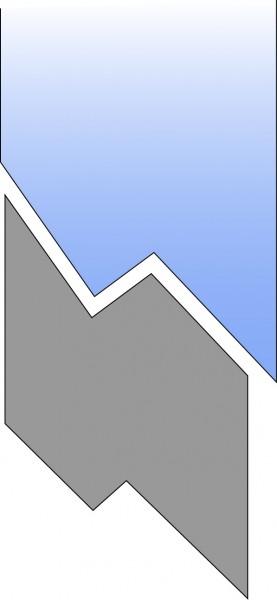 Turbine Rotor Vane - Z Profile