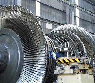 Land Based and Marine Turbines