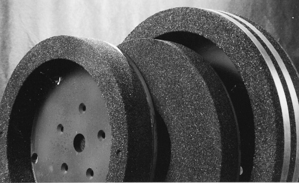 Crankshaft Wheel Grinding