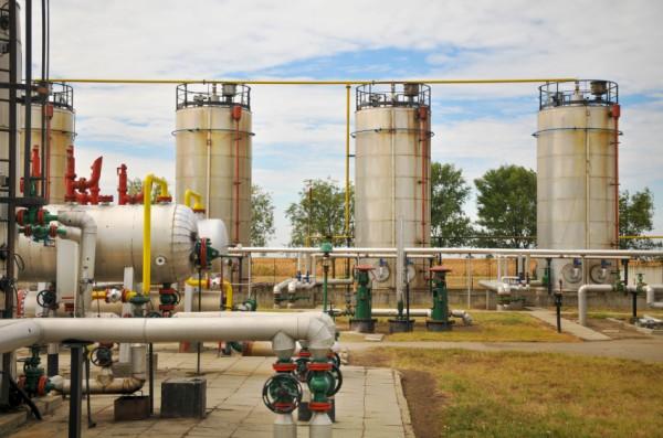 Refinery Construction